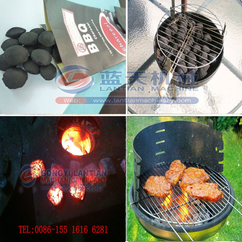 Chine fabricant sans fum e barbecue charbon de machine faire de charbon de barbecue machines - Barbecue charbon sans fumee ...