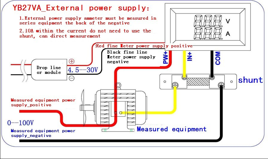 Awe Inspiring Basic Electrical Wiring Diagrams Voltmeter Basic Electronics Wiring 101 Capemaxxcnl