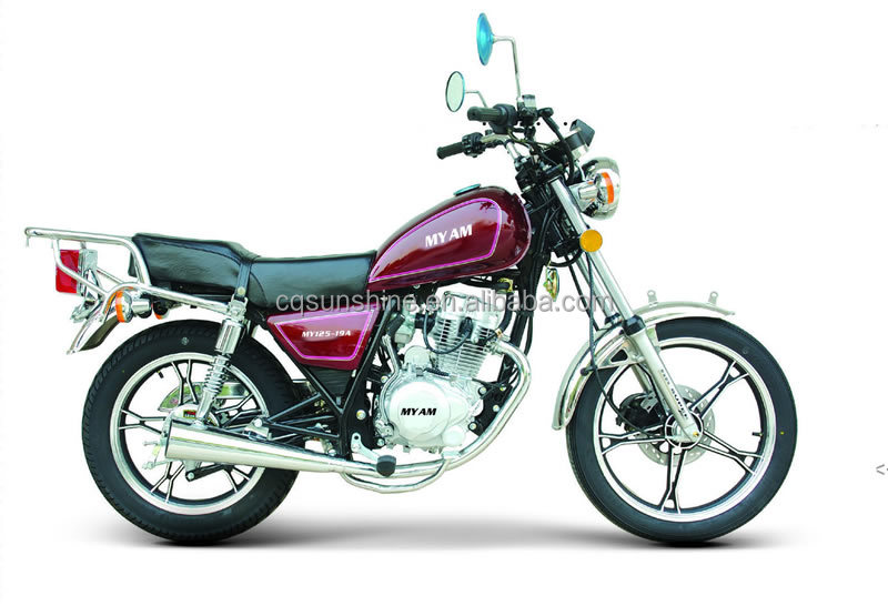 Hot Sell GN125 Cheap 125CC Chinese Motorcycle Sale