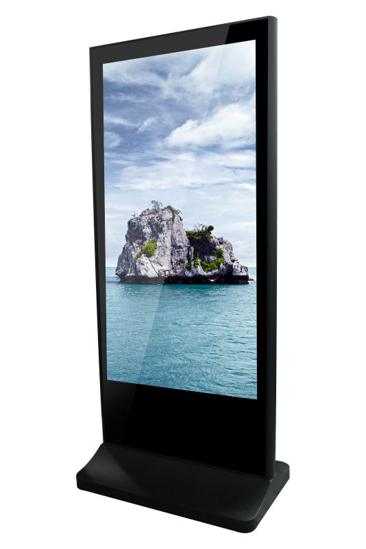 Wholesale Vertical Kiosk Android Touch Screen Samsung Led