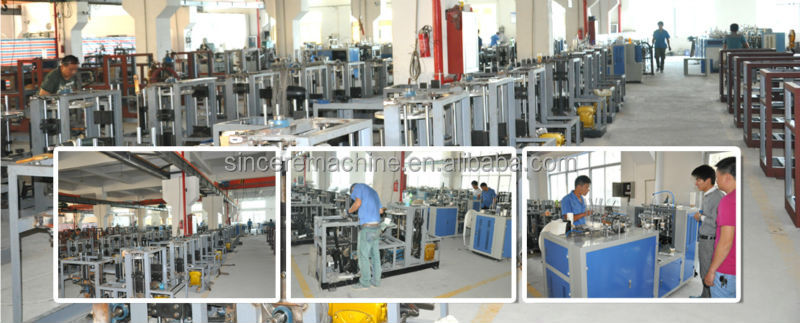 DGT-B modern promotional baking cup forming machine