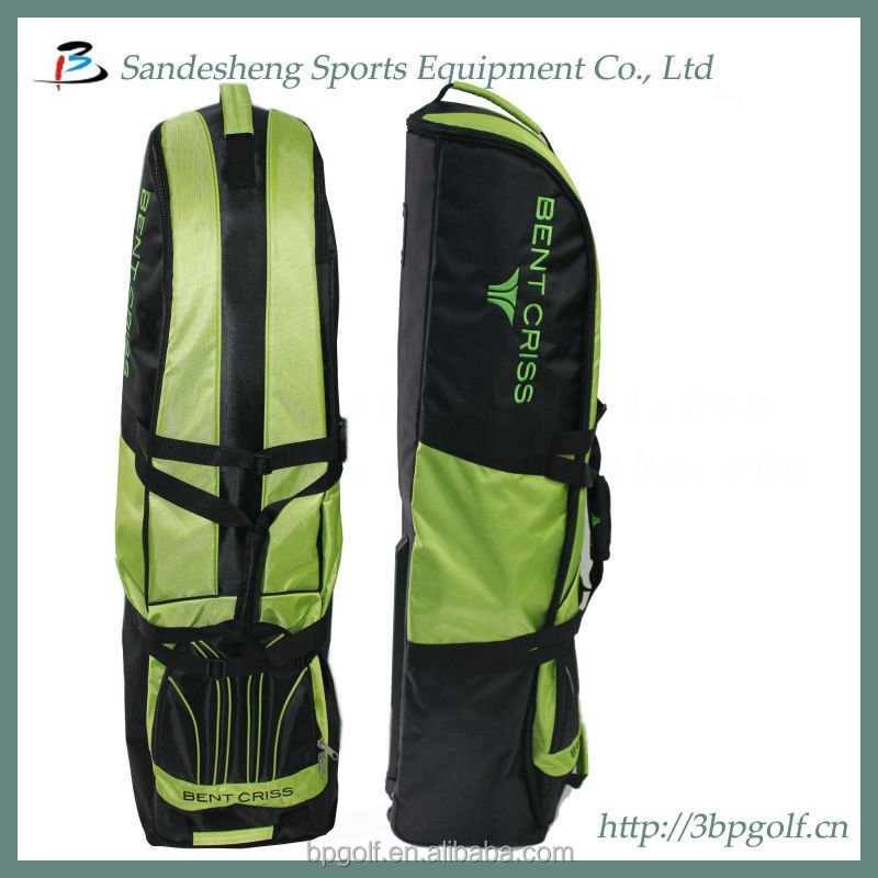 New design golf bag travel cover with good quality