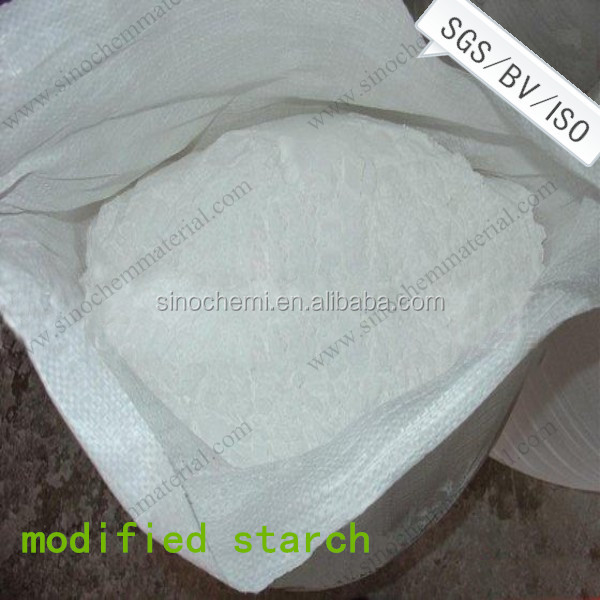 Modified Starch For Gypsum Board