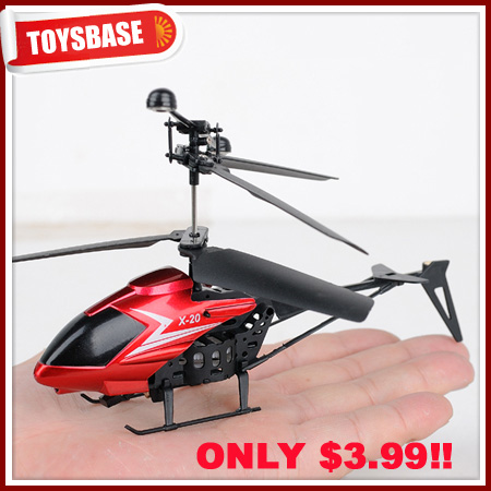 RC Helicopter X20