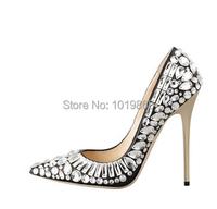 Туфли на высоком каблуке Jewel