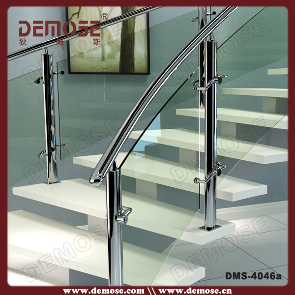 Indoor Staircase Design New/ Stainless Steel Staircase