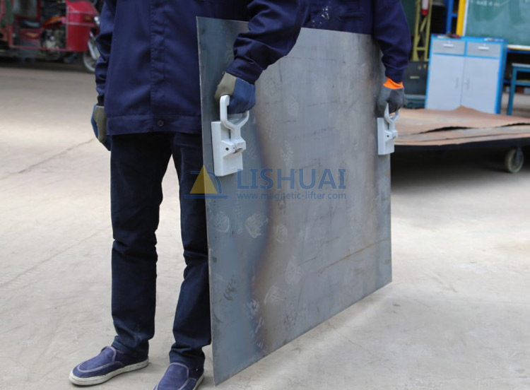 50kg Sheet Metal Handle Lifting Magnets Made In China