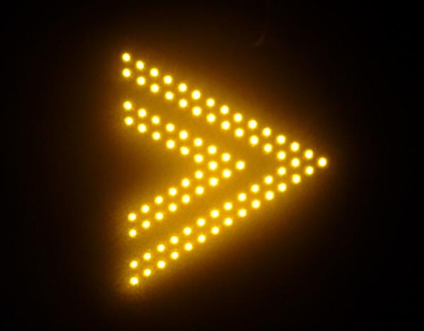 Дополнительный стоп-сигнал Haoguang 2 /11x12.5