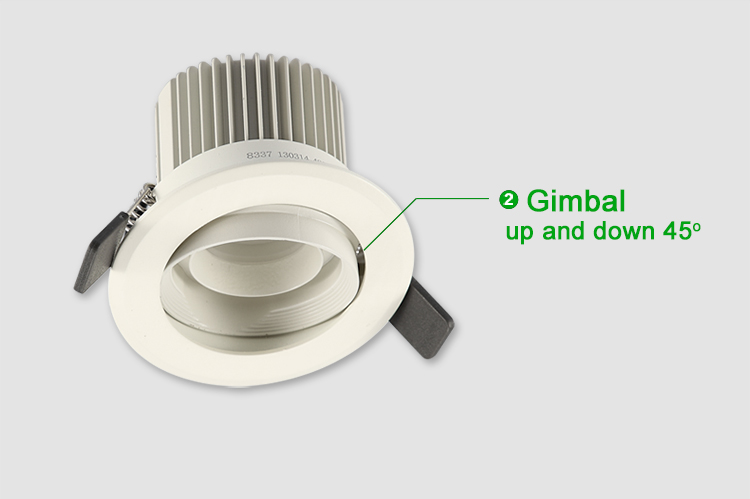 4w cob small led spot light recessed for display cabinet lighting 8337 03 8337 04 aloadofball Gallery