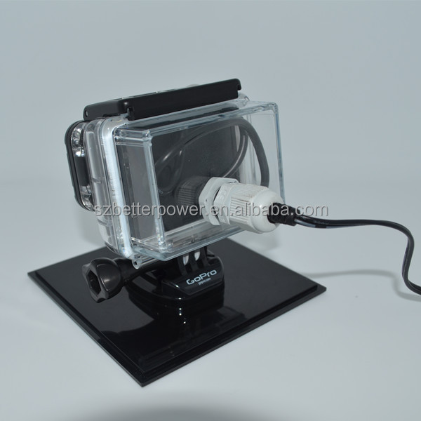 New For Gopro Accessories Underwater Camera Fishing Waterproof