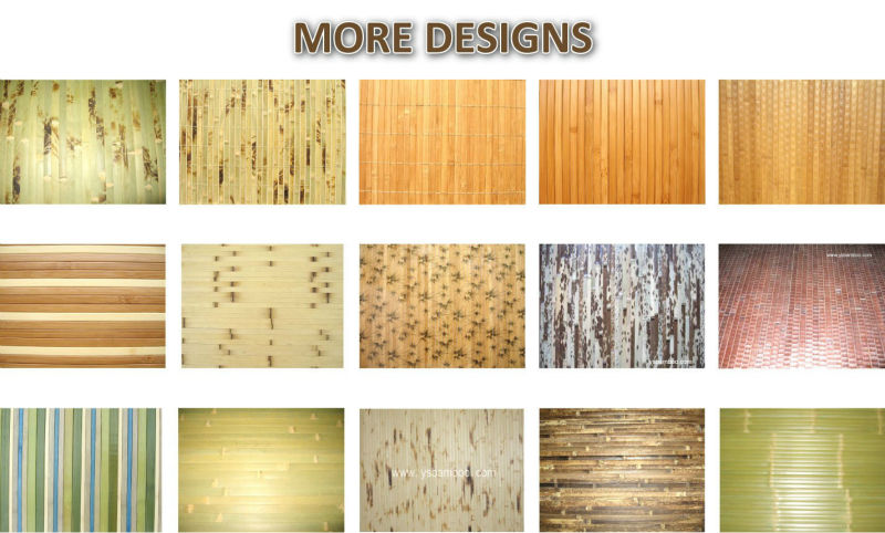 Bamboo Wall Covering Home Depot Buy Bamboo Wall Covering