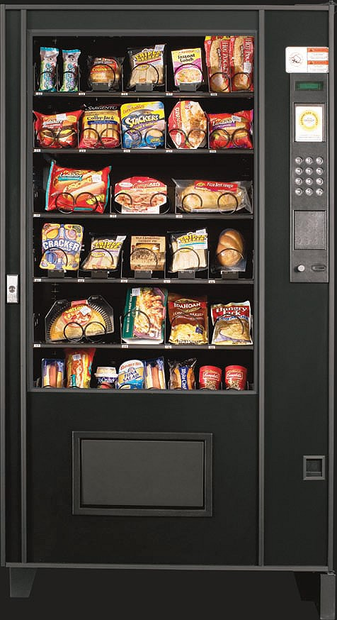 Hot Food Vending Machines - Buy Food Vending Machines ...
