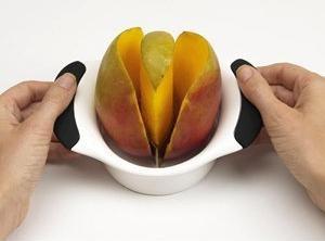 Сплиттер для манго High quality Mango Slicer Splitter mango cutter mango pitter Fruit & Vegetable Tools fruit Splitter