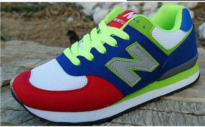 Женские кеды New 100% sneaker sneakers.6 color.plus 35/43 nk587