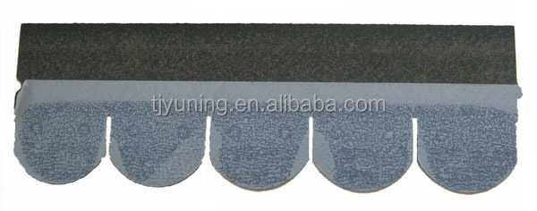 fish scale asphalt roofing shingles