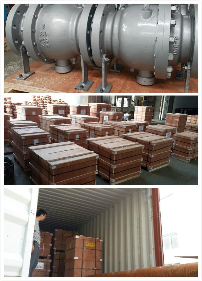 The new design long stem ball valve supplier