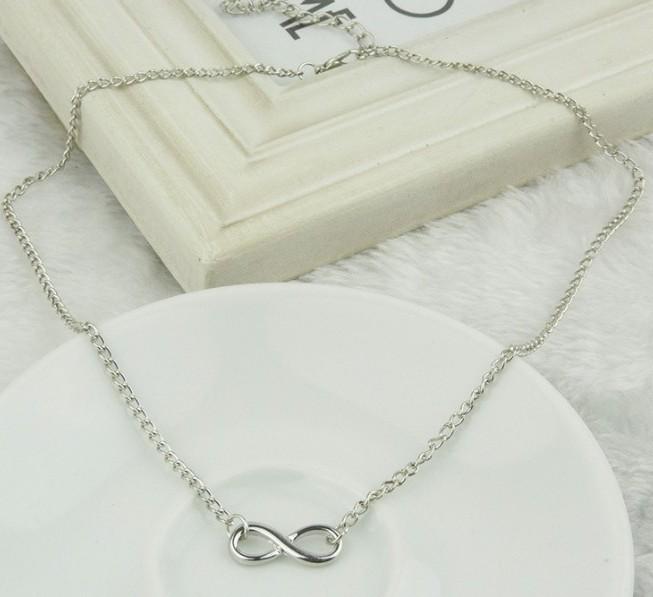 20шт ювелирные украшения одного направления бесконечные ожерелье кулон
