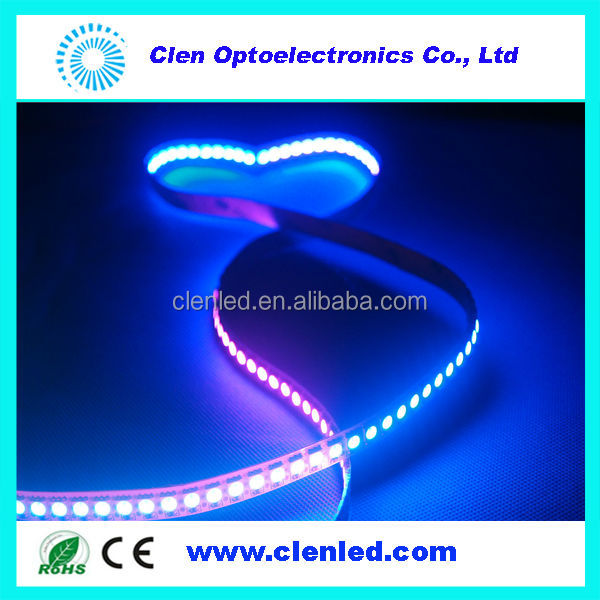 2014 Addressable LED Strip,ws2812 dream color,5050rgb lpd6806 digital led strip lights 9w/m for Lighting Project