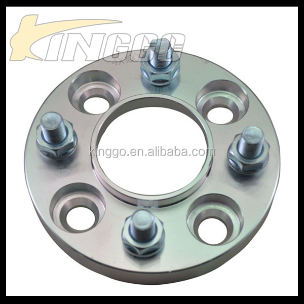 Silver 4*100mm Thickness 20mm Wheel Spacer