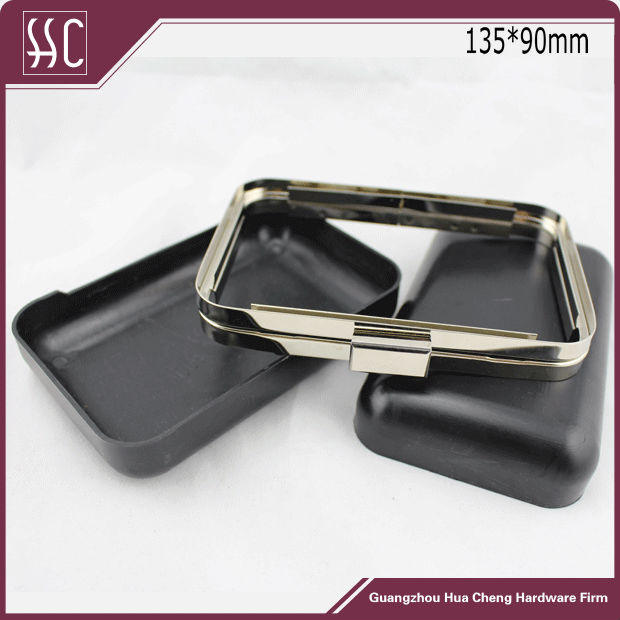 5.5*3.5inch Box Clutch Frame,Box Purse Frame Supplier,Metal Purse ...
