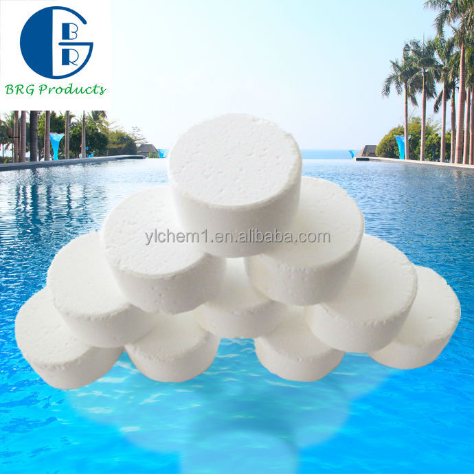 Bcdmh Swimming Pool Disinfectant Drinking Water Chlorine Dioxide Tablet Bromine Tablets 20g