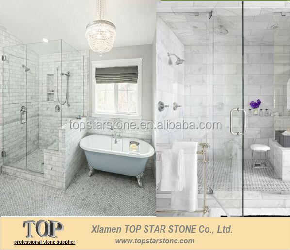 Honed Carrara Marble Bathroom Floor Tile Buy Honed