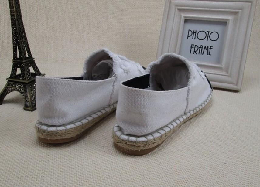 Женская обувь на плоской подошве Espadrille 140