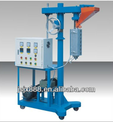 Wire and cable injection machine