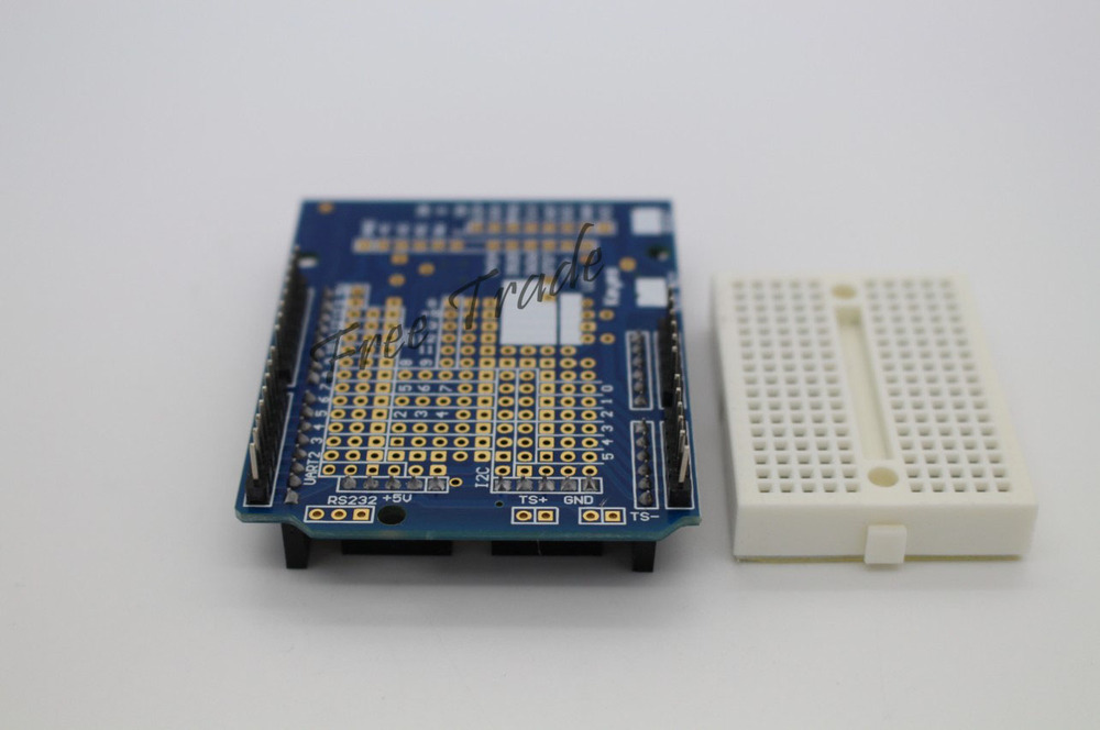 SparkFun ProtoShield Kit - DEV-07914 - SparkFun Electronics