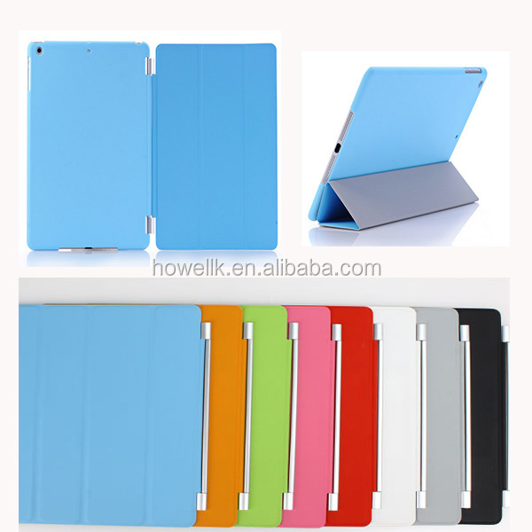 2014 hot selling for ipad case, for ipad smart cover