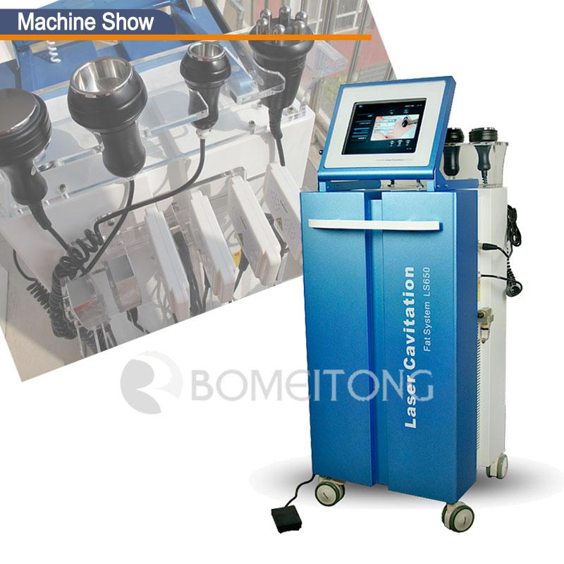 低レベルの風邪レーザーの超音波は脂肪質の輪郭を描く装置を分解する仕入れ・メーカー・工場