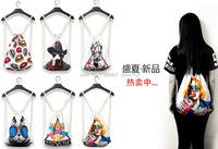 Рюкзак 001 3D Harajuku