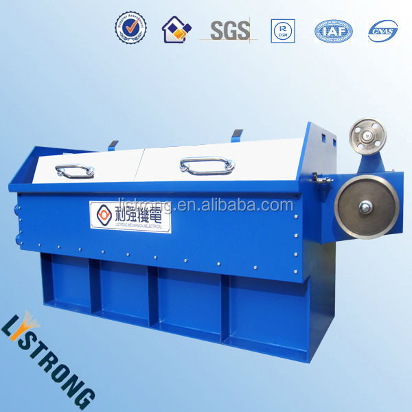 CX-17MD high speed medium copper wire drawing machine, wire making machine for sale