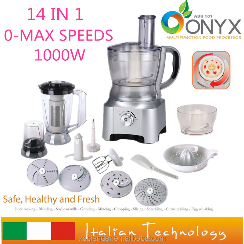 Small Battery Operated Food Processor