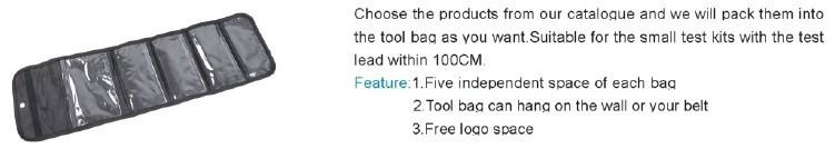 Купить DMM05B Электронных Специальностей комплект Тестовых проводов тестовый Щуп Аллигатор Piercer Hook тест Мультиметр комплект Аксессуары