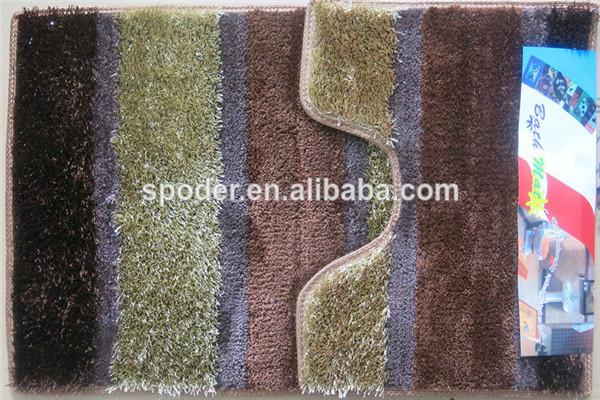Goede Tegelverf Badkamer ~ 2014 100% polyester ruige mat badkamer tapijt set badkamer mat set