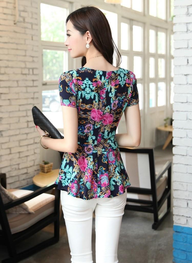 Женские блузки и Рубашки JX XXL xXXL 6388