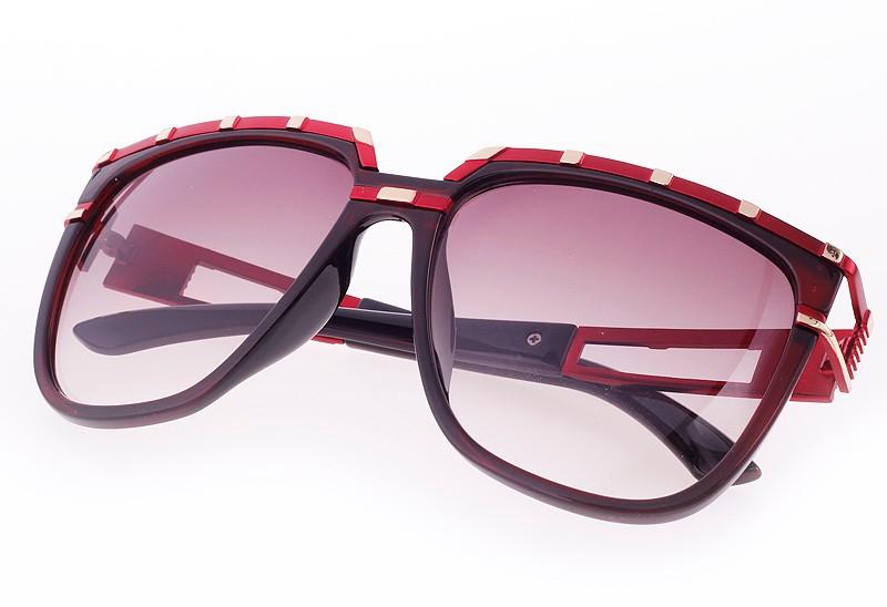 FEISHINI K221 שוק מונופול גדול מרובע יוקרה משקפיים מעצב מותג באיכות גבוהה UV400 פוליאוריטן משקפי שמש נשים וינטאג'
