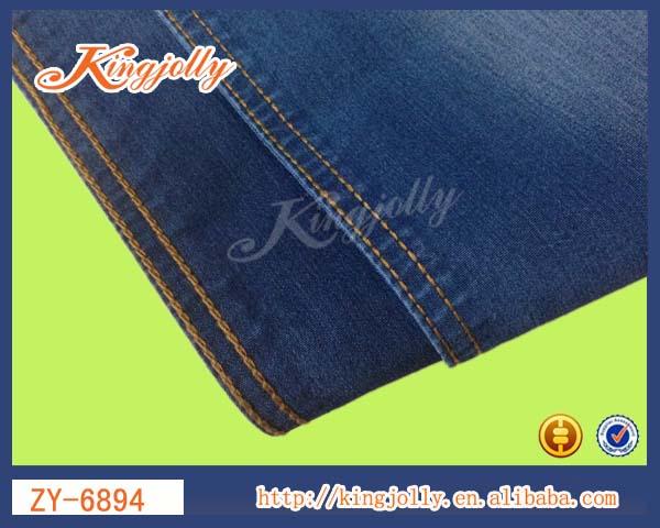 high spandex tencel indigo denim fabric china mannufacturer