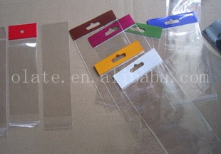 small plastic bags for packing decorations
