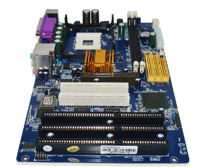 Latest motherboard with isa slots