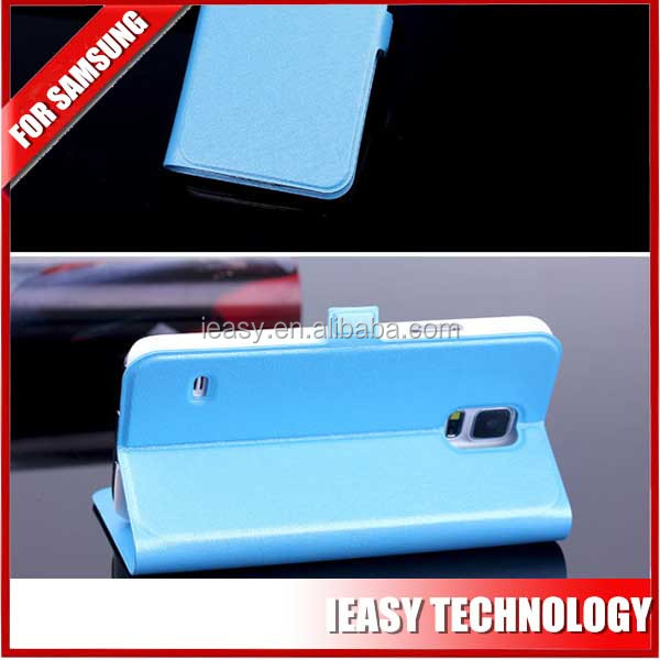 Stand leather smart cover case for samsung galaxy note 2 n7100