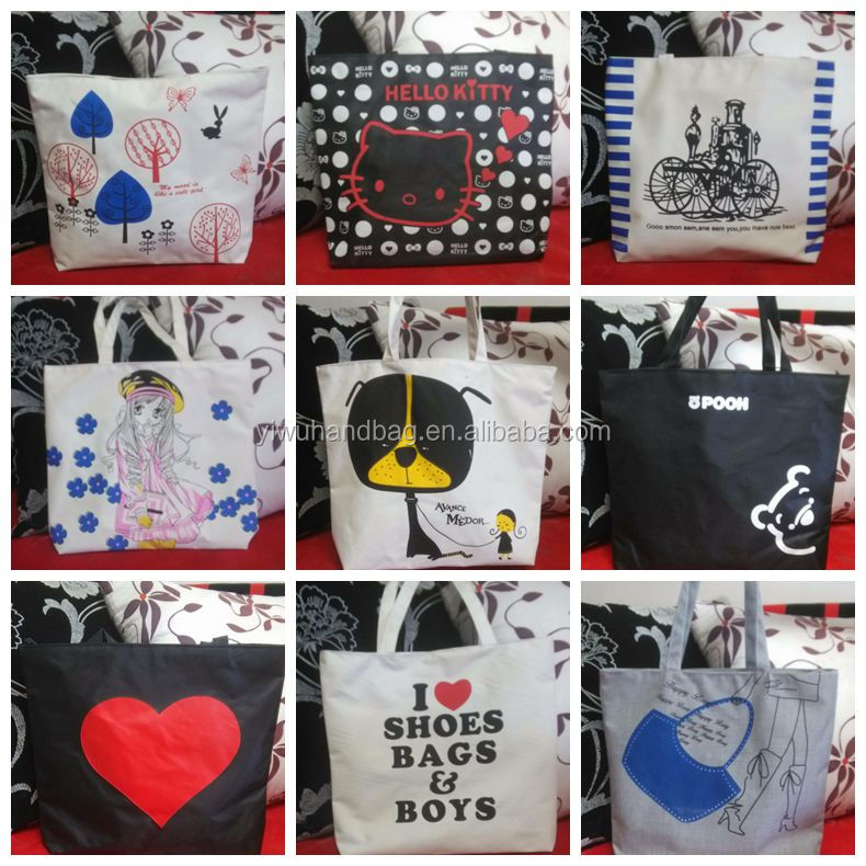 Promotional Cheap Reusable Foldable Shopping Bags