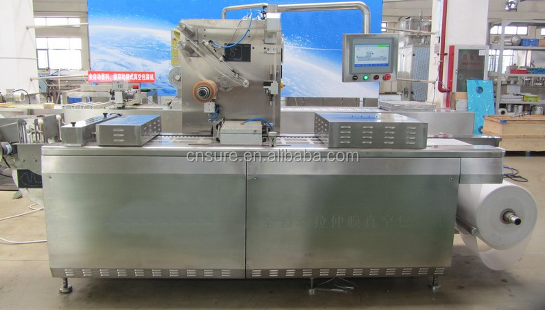 Automatic Frozen Food/Fast Food Tray Thermoforming Vacuum Packer