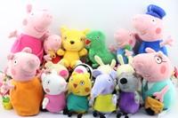 Детская игрушка Peppa pig 16 /Peppa Peppa Geroge Peppa Peppa all family