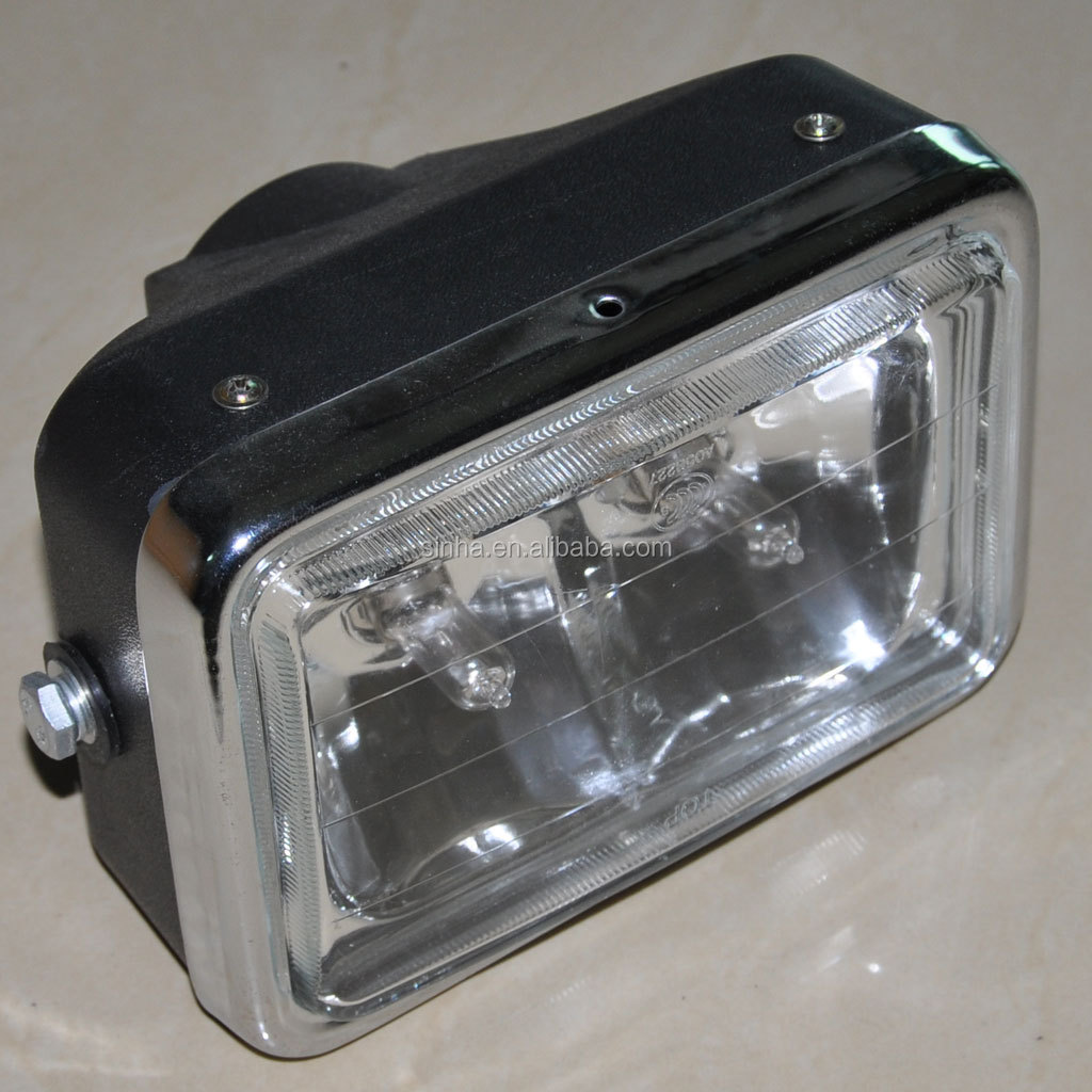 Square AX100 Head lights for Motorcycle
