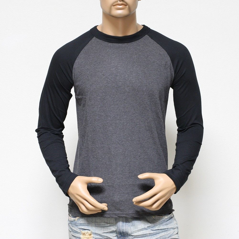 Our Blank Long Sleeve Tees Combine Comfort with Quality We stock wholesale long sleeve t-shirts from a variety of brands including Gildan, Hanes, Comfort Colors, Alo, Champion, and many more. All varieties including standard cotton, poly performance wicking, henleys, and even camouflage.