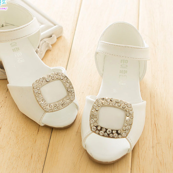 Shoes Korean New Wholesale Rhombus Diamond Ladies Fashion Sandals