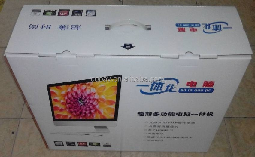 China 19.5 inch Cheap Wifi OEM LED All In One Pc Computer I7