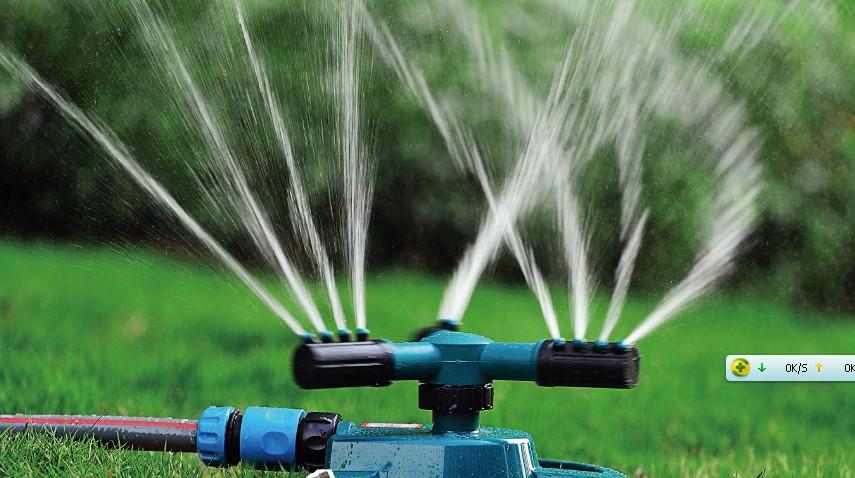Форсунки для полива газона своими руками 31